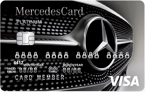Index for Mercedes benz credit